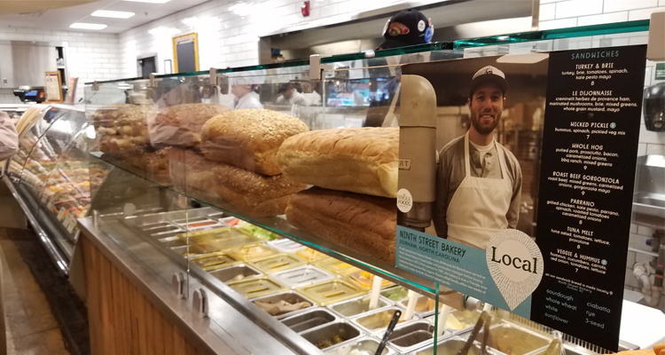 Clinging to Creativity: Whole Foods Raises the Bar on In-Store Décor