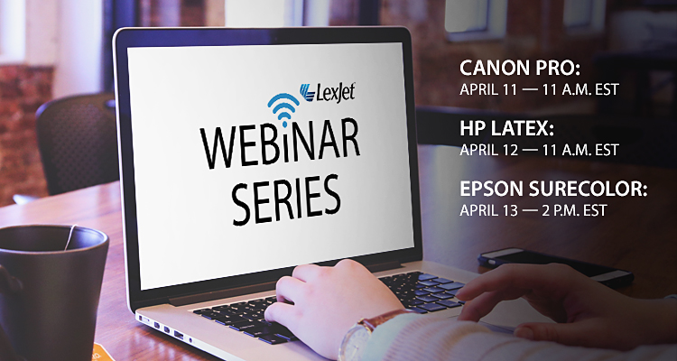 Join Us for the Latest Printer Technology Webinars