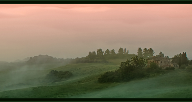Prints That Win: Kidnapped by Tuscan Fog