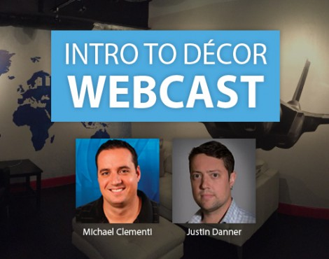 Webcast: Breaking Into Décor Printing with Trinity Graphic