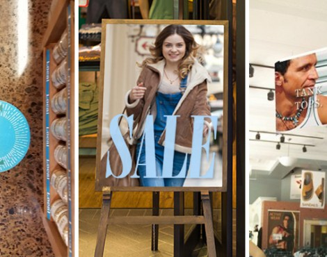 Retail Signage Made Easy: Our Favorite Go-to Products