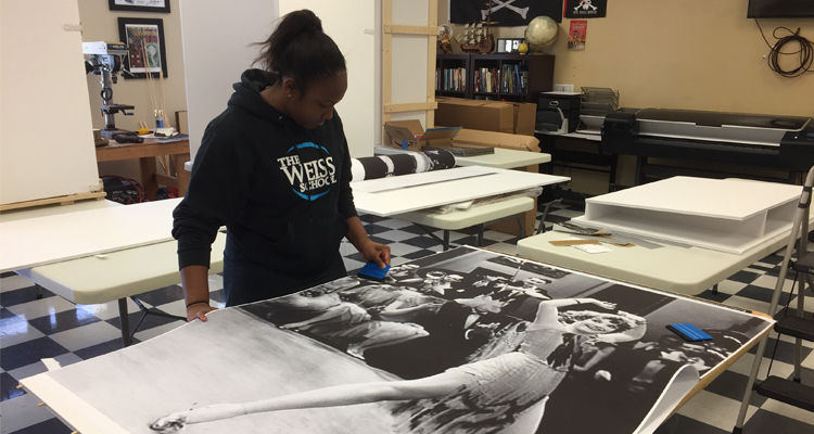 History in the Printing: One School's Dedication to Fostering Creativity