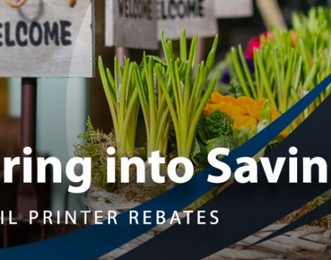 April Savings: Tons of Fresh Printer Rebates and Deals