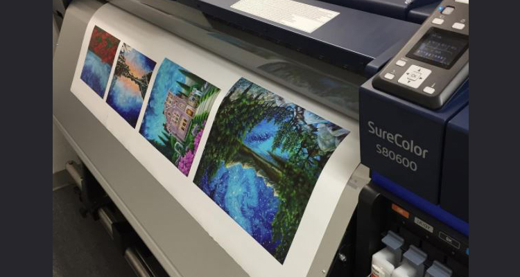 Streamlining Art Reproduction with the Epson S80600