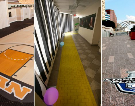4 Ways to Step Up Your Floor Graphics