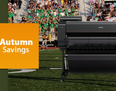 Kick Off Autumn with All New Printer Promotions