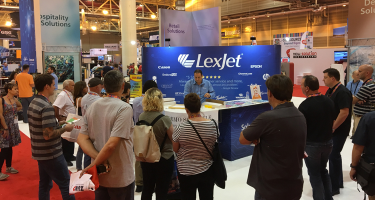 Innovation Inspired Us at SGIA Expo 2017