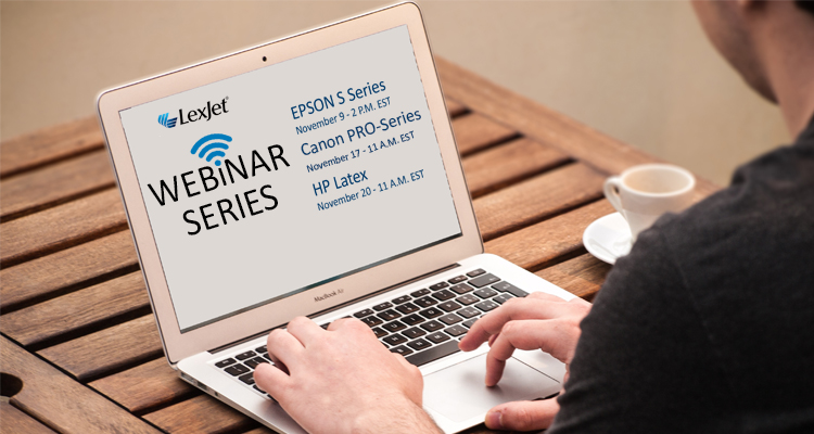 Printer Webinars: Sign Up, Attend & Save Big