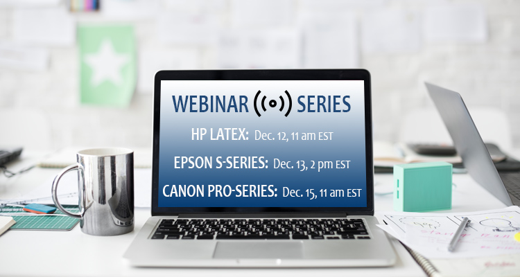 Printer Webinars: Learn First, Shop & Save Later