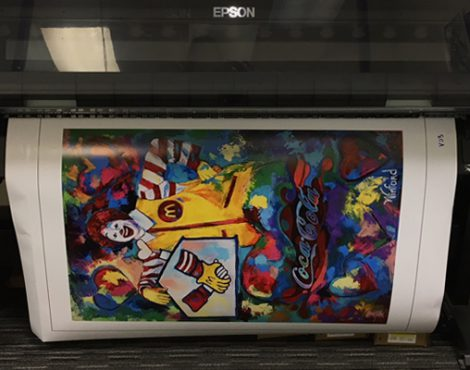 Reproducing Art for a Good Cause at A-R-T & Associates