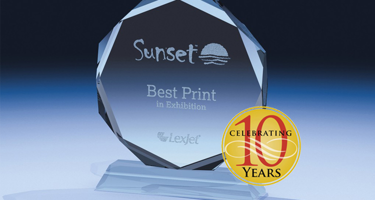 Celebrating 10 Years of Sunset Print Awards