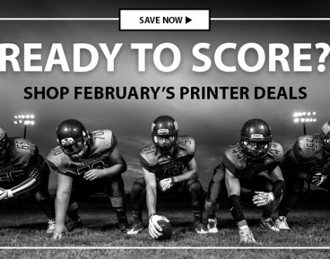 These Super February Printer Rebates Will Bowl You Over