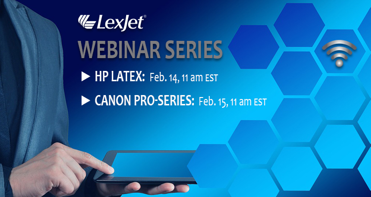 February Webinars: Find Your Perfect Printer Match