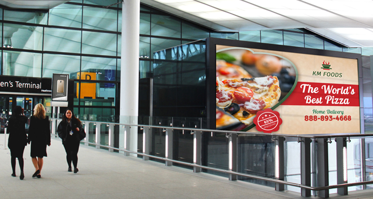 Now at LexJet: HP Durable Backlit Fabric for Soft Signage & More