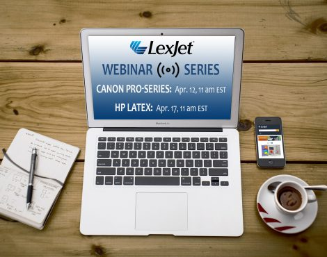 April Webinars: Learn Now, Save Now
