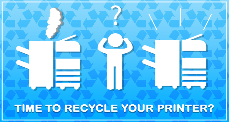 Give Your Old Printer a Second Life by Donating or Recycling