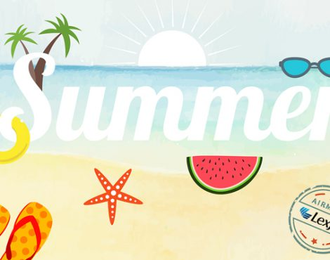 Order Early — Summer Holidays Are Coming!