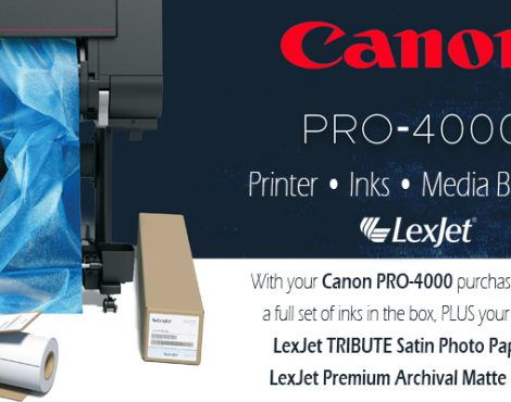 Getting the Most from Your Canon imagePROGRAF PRO-4000