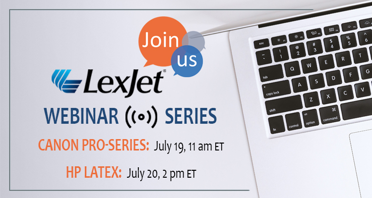 Save the Date: July Webinars Are Here