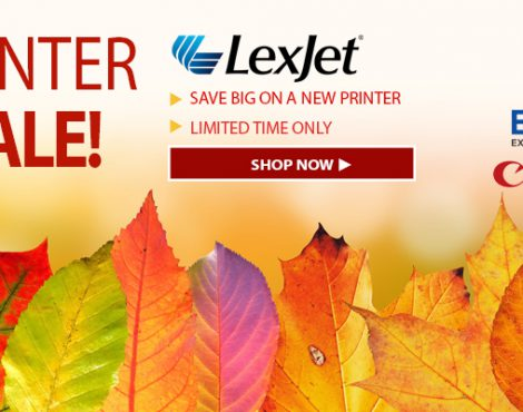 Kick Off Fall with These Printer Rebates