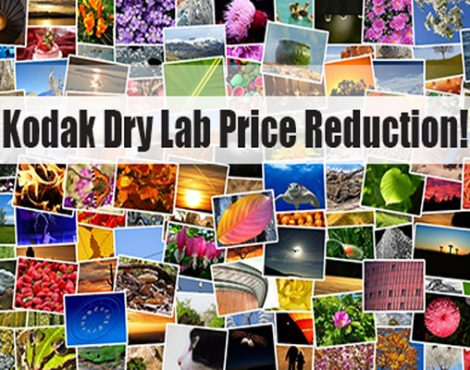 Just Announced: Price Cut on KODAK PROFESSIONAL Dry Lab Photo Papers