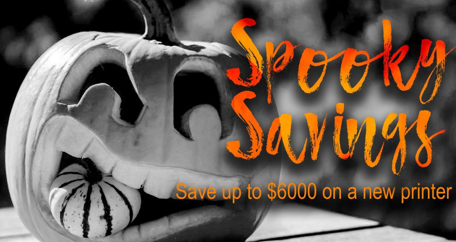 October Rebates That Are So Good, They're Scary!