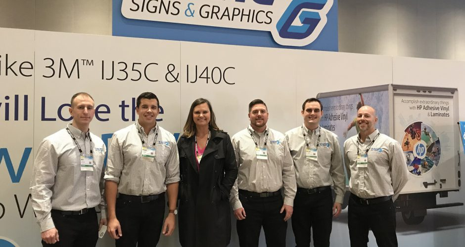 LexJet Impresses at the FASTSIGNS Convention
