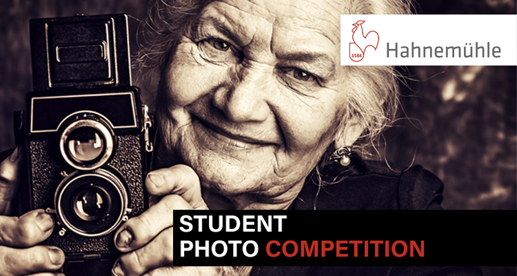 Enter Hahnemühle's Student Photo Competition