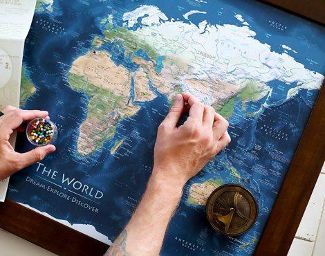 GeoJango Maps: Bringing the World (of Maps) to Everybody
