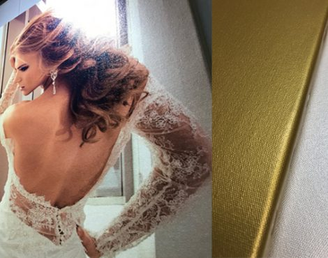 Fredrix Metallic Pearl & Gold Canvas Now Available at LexJet