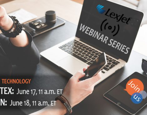 Learn with the Pros: Register Today for a Free Webinar
