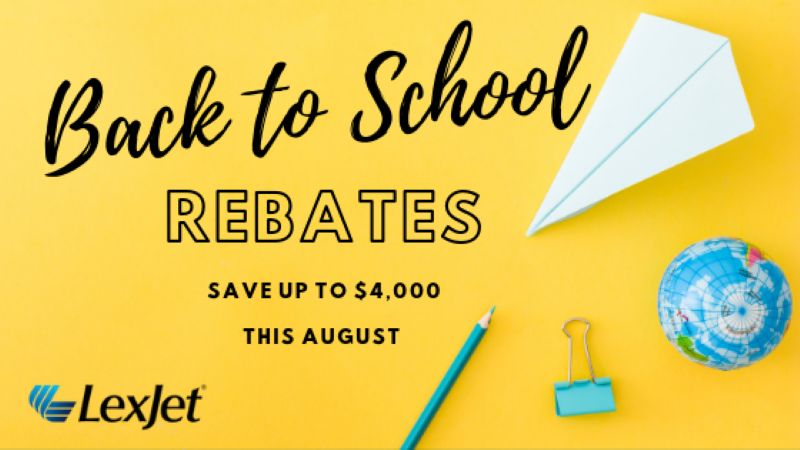 Don't Miss These August Rebates