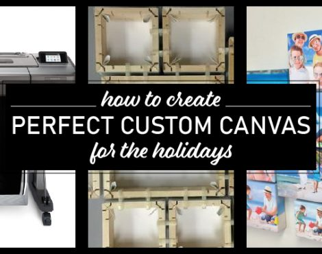 Three Tools to Help You Wrap the Perfect Holiday Canvas