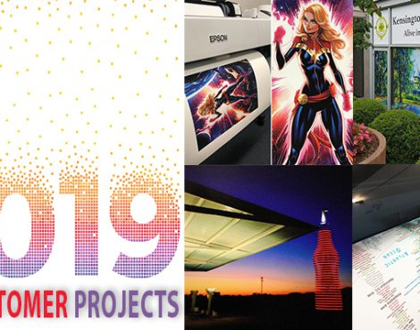 10 Customer Print Projects that Inspired in 2019