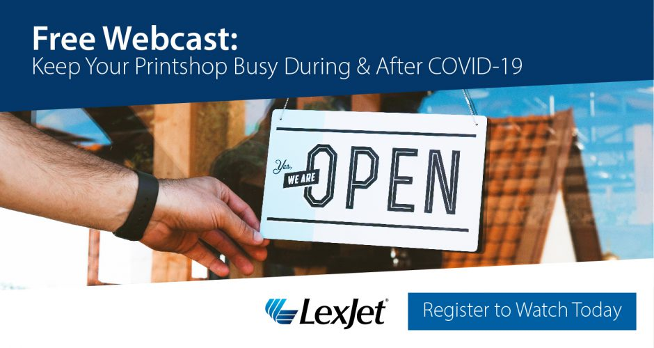 Tips for Printshops Before & After COVID-19
