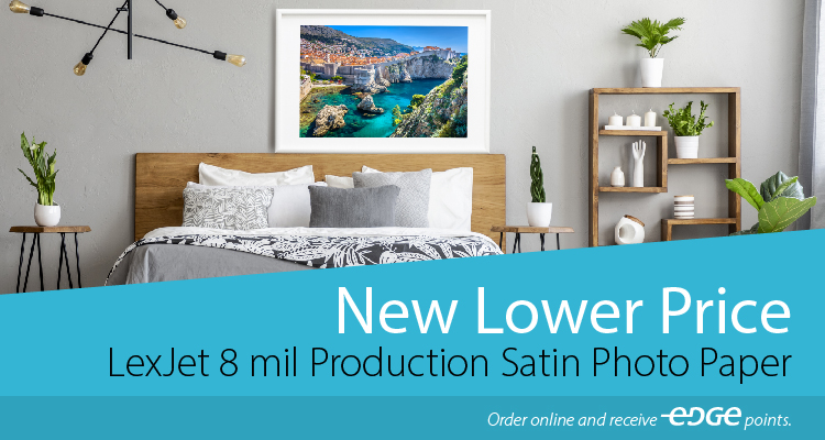 Just Announced: 8 mil Production Satin Price Reduction