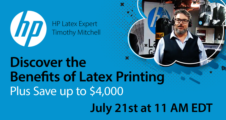 Discover More About HP Latex Printing