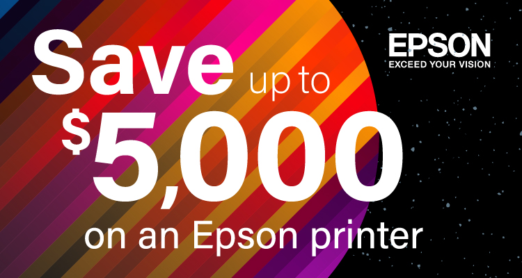 Capture a World of Colors – and Savings – with EPSON Printers