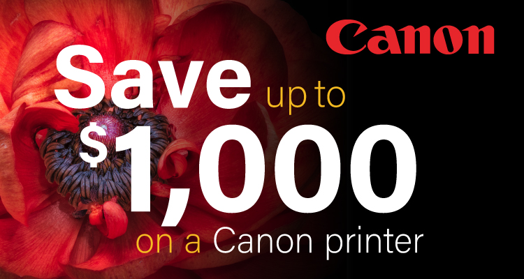 Schools, Quick Printers, and Artists Count on Canon for Reliability and Consistency
