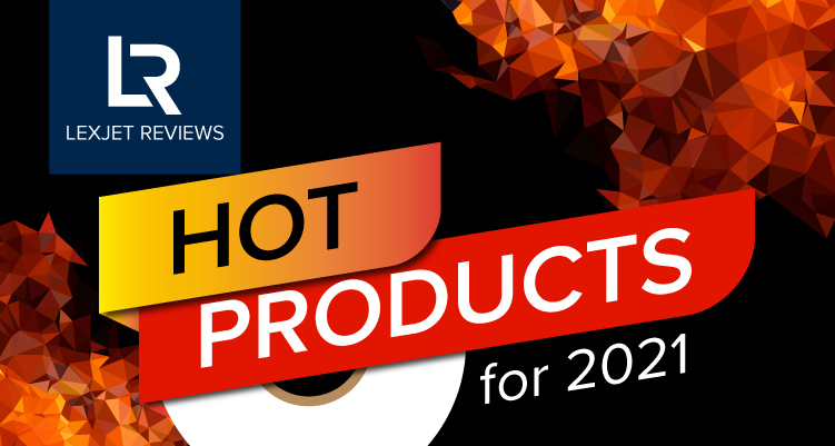LexJet Reviews: Hot Products to Watch in 2021