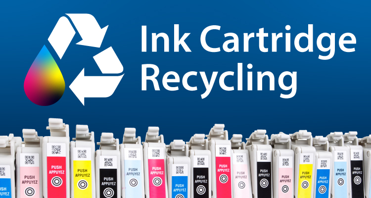 The Easy Way to Recycle Ink Cartridges