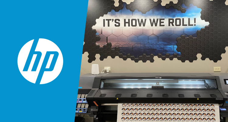 PrintFX Bursts onto the Scene with HP Printers and Media