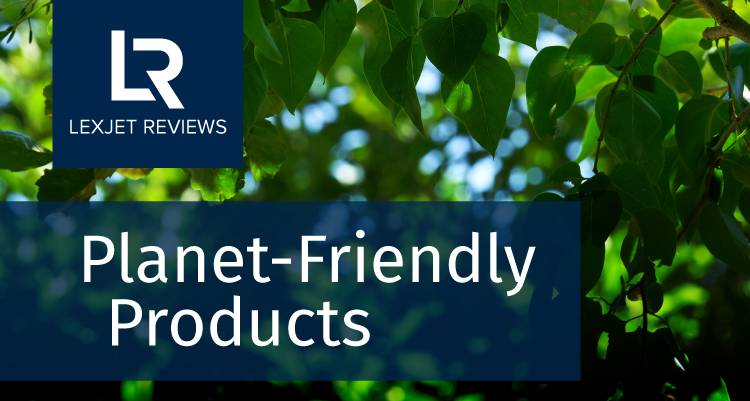 LexJet Reviews: Sustainable Programs and Products