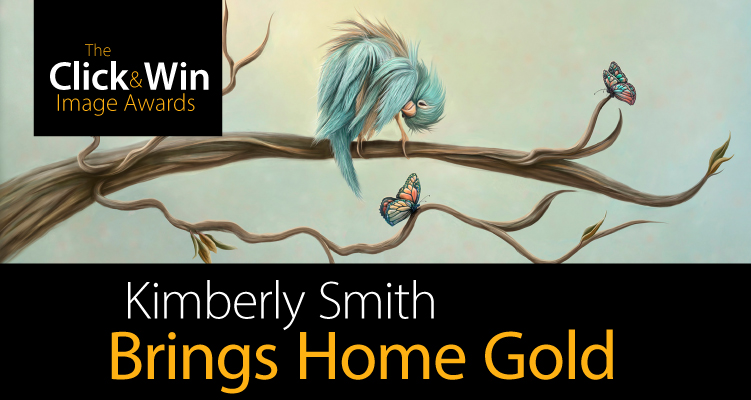 Kimberly Smith Brings Home Gold During the Click & Win Image Awards