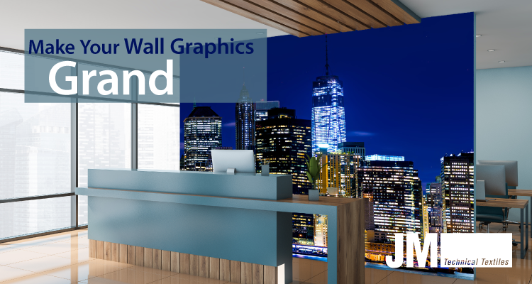 Make Your Wall Graphics Grand with Covertex Now Available at LexJet