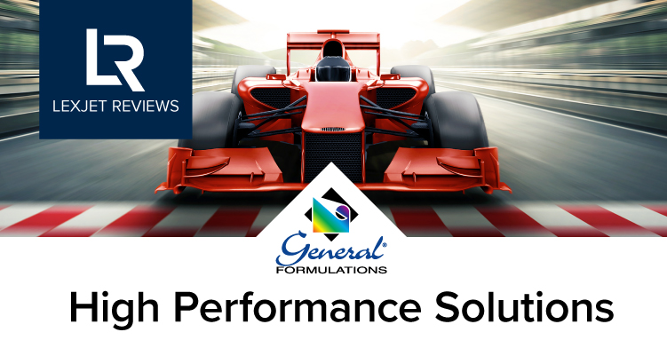 LexJet Reviews: A Deep Dive into General Formulations' High-Performance Solutions