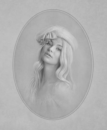 Kimberly Smith - First Place, Portrait